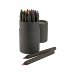 Blookymore - 24 pc coloring pencil set