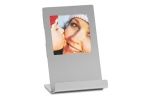 PHOTOPHONE - Metallic picture frame and mobile phone holder